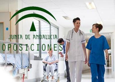 Preparación de oposiciones de Auxiliar de Enfermería