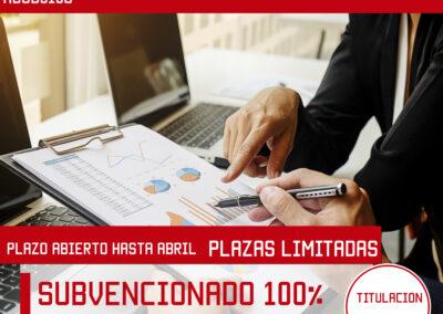 ADGD0108 – Gestión contable y gestión administrativa para auditoría